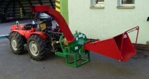 VIDEO. Mărunțitorul de crengi - cea mai ieftină soluție pentru reciclarea deșeurilor din livadă