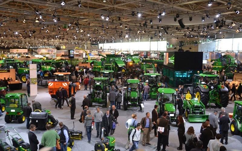 Interesul pentru expoziția Agritechnica 2015 crește