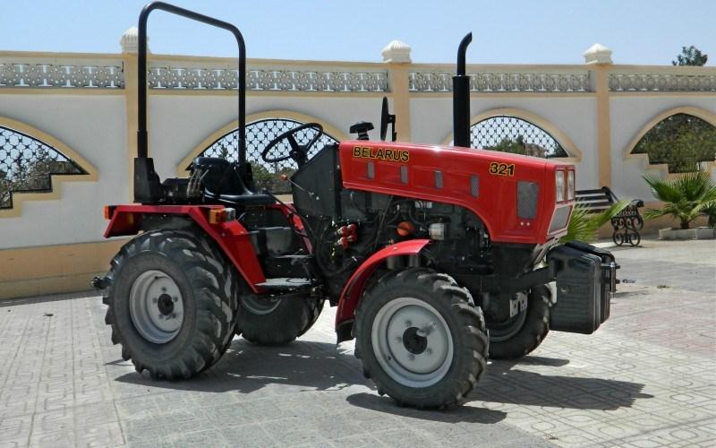 Uzina de tractoare din Minsk scoate pe piață un nou model de tractor