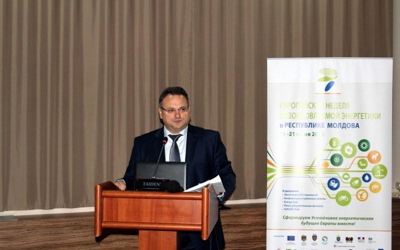 Republica Moldova are un potenţial substanţial în dezvoltarea energieie regenerabile şi eficienţei energetice