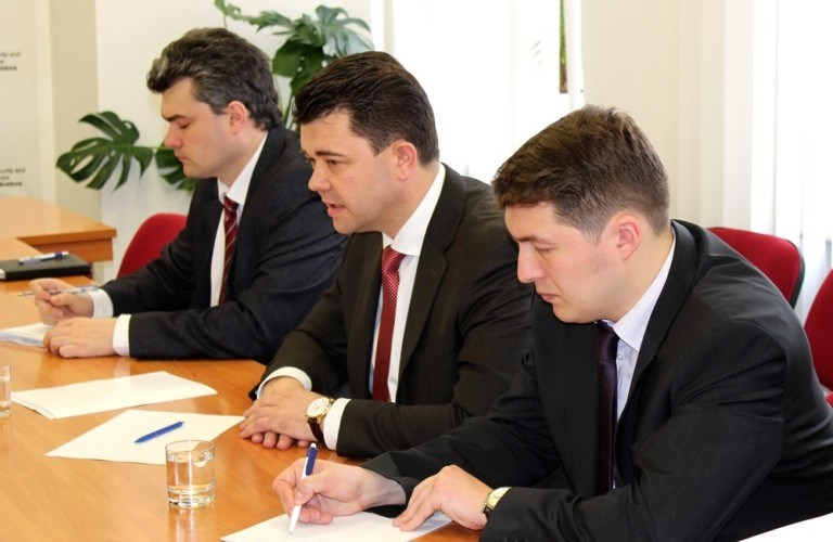 Întâlnirea lui Osipov şi Rogozin la Moscova