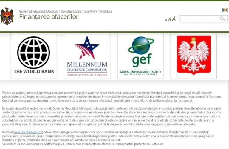 Mediul de afaceri din Republica Moldova poate accesa încă alte două programe de finanțare în condiții avantajoase
