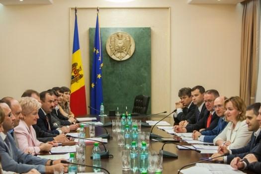 Consiliul de Observatori al FPM Moldova a evaluat rezultatele primei etape a Programului Compact