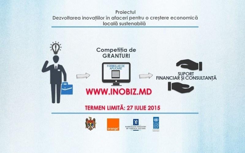 Urgent! Granturi de până la 8 mii de dolari pentru a promova inovaţiile în afaceri