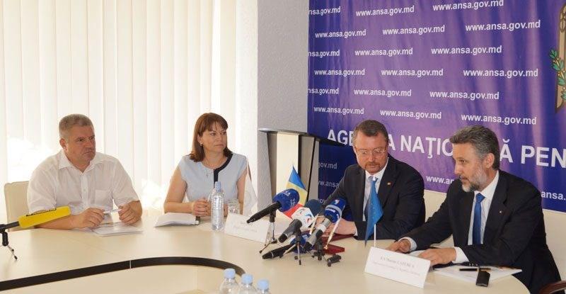 România acordă 100 de mii de euro Agenţiei Naţionale pentru Siguranţa Alimentelor