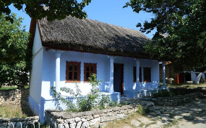 FOTO. Casele acoperite cu stuf: vara răcoare și iarna cald. Lucruri neștiute despre acoperișurile ecologice
