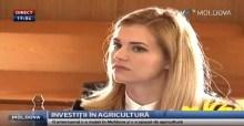 VIDEO. Kelsey – americanca de la Căușeni – dezvoltă o afacere în domeniul irigațiilor