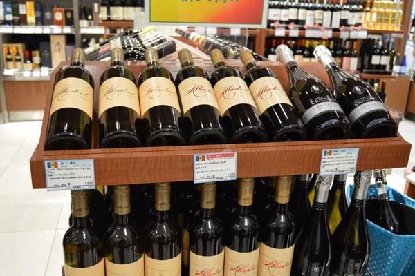 FOTO. Vinul Moldovei – record de exporturi pe piaţa din Japonia