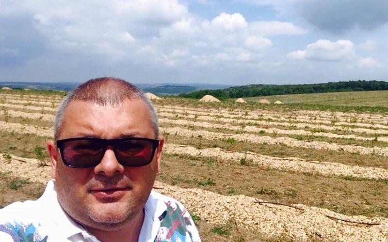 Secretul lui Iurie Tarai, antreprenorul care a investit în prima plantație de afine din Moldova