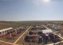 Se începe târgul AGRALIM - cel mai amplu spectacol de tehnică agricolă și demonstrații pentru fermierii din Regiunea de Nord-Est