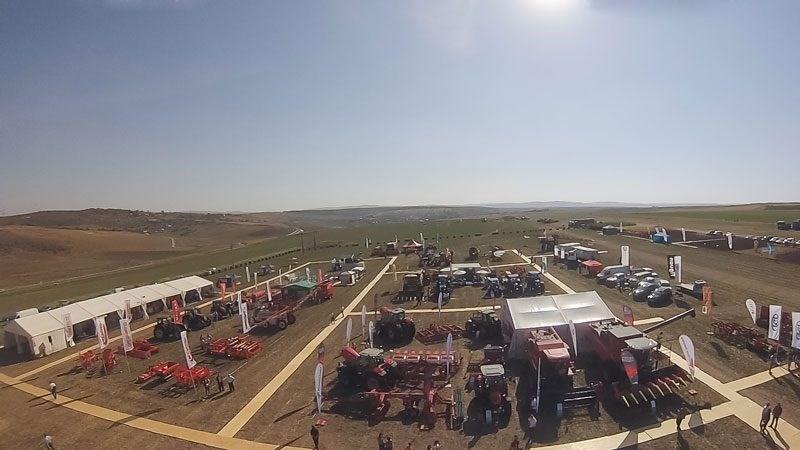 Se începe târgul AGRALIM – cel mai amplu spectacol de tehnică agricolă și demonstrații pentru fermierii din Regiunea de Nord-Est