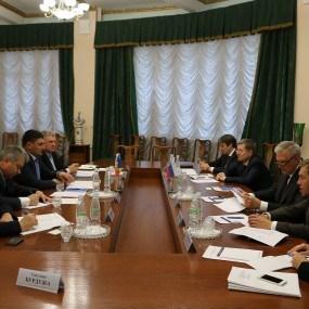 Rezultatele vizitei delegației conduse de ministrul Ion Sula la Moscova