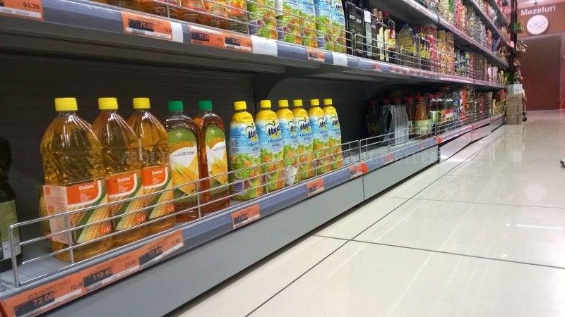De ce a dispărut uleiul ieftin din magazine