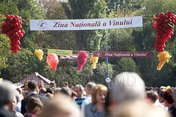 Bilanțul Zilei Naţionale a Vinului: Pierderi de 8 milioane de euro și peste 100 de mii de turişti