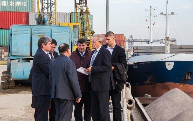 Activitatea Portului Internaţional Liber Giurgiuleşti, în atenţia Guvernului