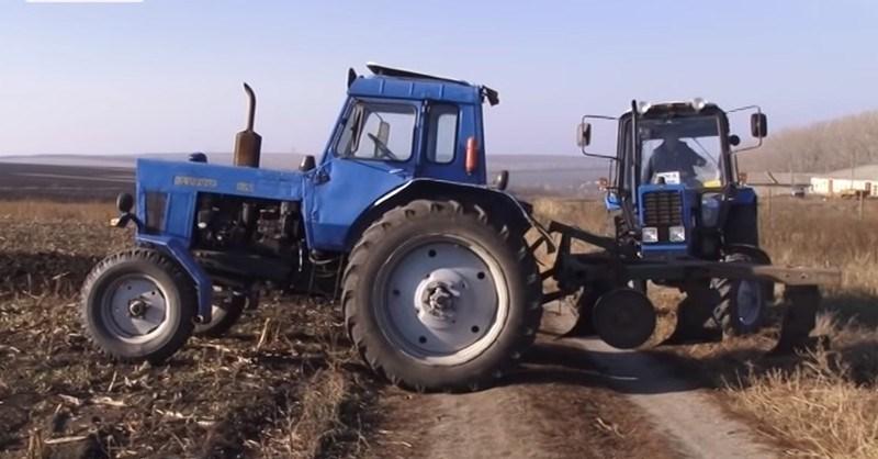 VIDEO. În raionul Drochia aratul de toamnă e pe ultima sută de metri