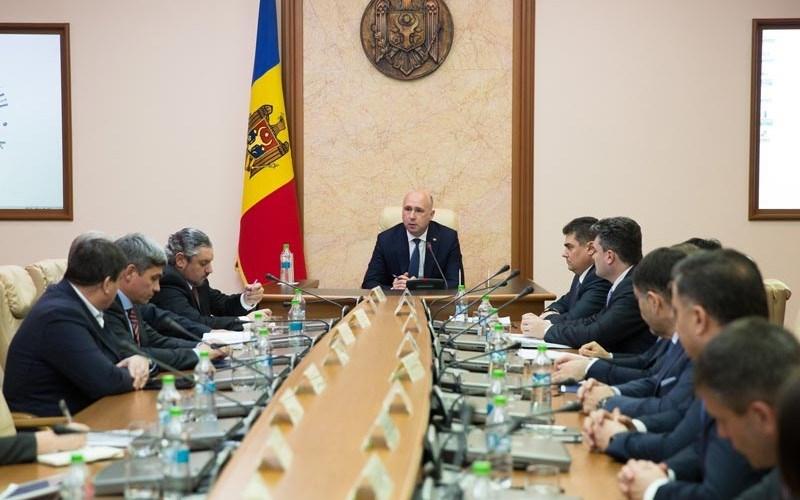 Guvernul a instituit moratoriul la controalele agenților economici