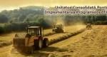 UCIP-IFAD caută companii pentru elaborarea materialelor didactice și prestarea serviciilor de instruire a formatorilor în domeniul agriculturii conservative și ecologice