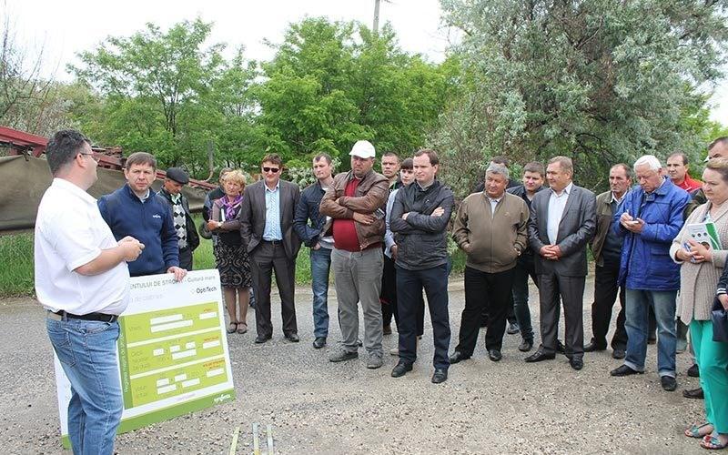 FOTO. Syngenta susţine agricultura responsabilă și utilizarea în siguranță a produselor de protecţia plantelor