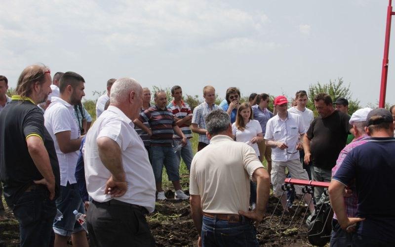 FOTO. JM Invest Group și ProBio au organizat la Cubolta un seminar dedicat agriculturii ecologice