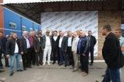 VIDEO. O delegație de agricultori în vizită la UKRAVIT – liderul ucrainean în produse fitosanitare și îngrășăminte foliare