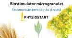 10 motive pentru a alege tehnologia microgranulatelor TIMAC AGRO. Recomandări de fertilizare pentru grâu și rapiță