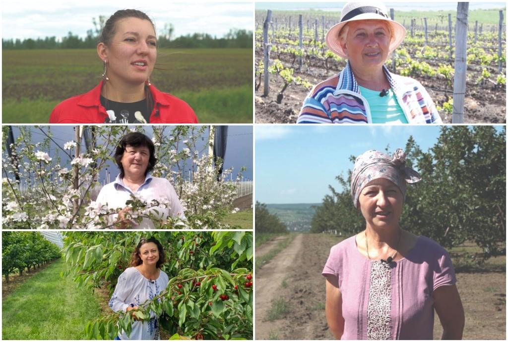 Femeile ce au obținut succes în agricultura autohtonă